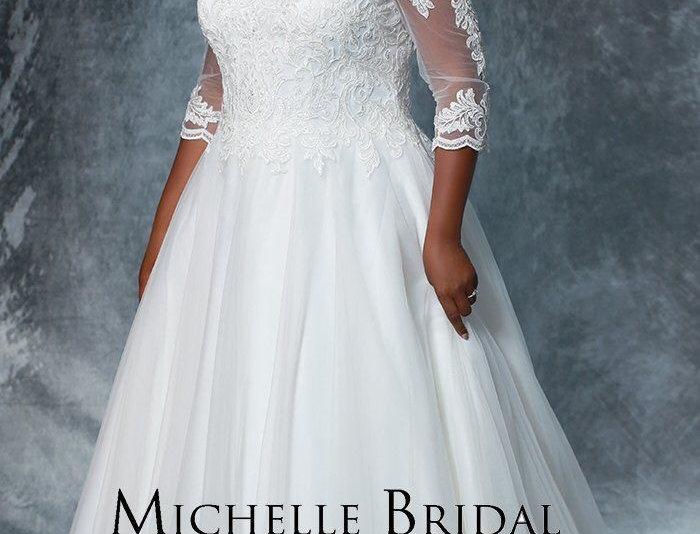 Michelle Bridal MB1911 - Vale