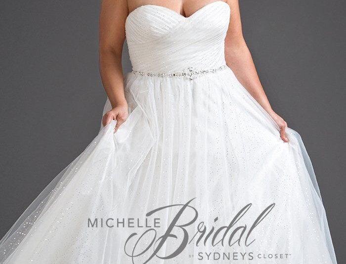 Michelle bridal MB1604 - Charlotte