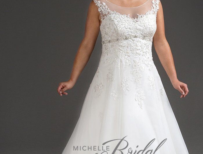Michelle Bridal MB1719 -Lorena