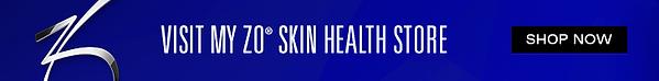 ZO Skin Health Store banner
