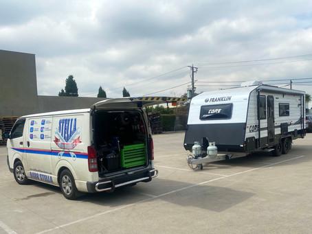 Camper trailer & Caravan inspections
