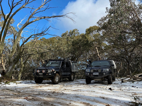 4WD going where 4WD should go!