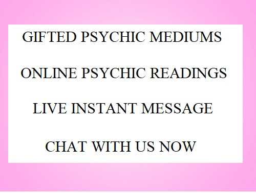 online psychic readings live psychic chat instant message chat now