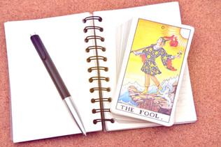 tarot cards the fool