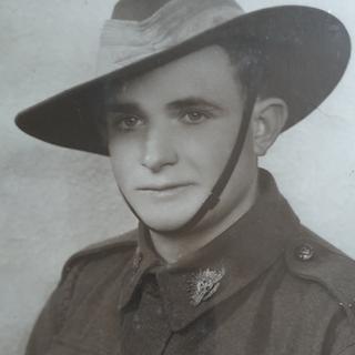 Russell Fuller - WW2
