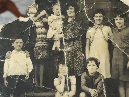 David Hallworth: A 7 year old's account of World War II