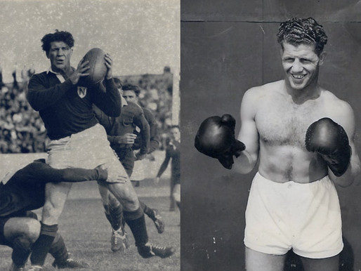 Herb Narvo: Heavyweight Title in 25 seconds