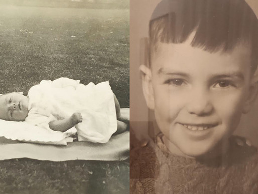 Norman Parker: An 11 year old's account during World War II