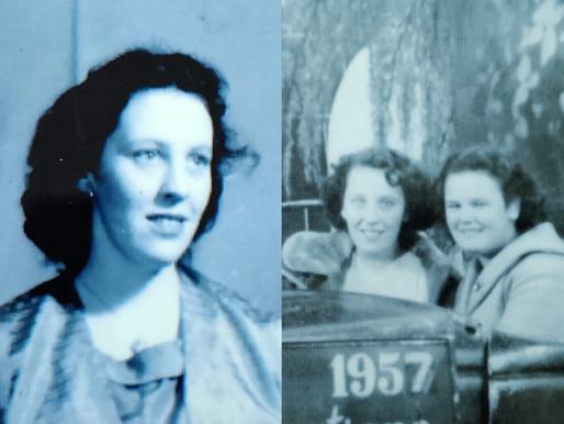 Joan Hallworth: The 'craftiest' of nanas.