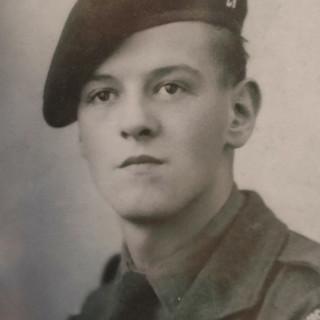 David Hallworth - Army