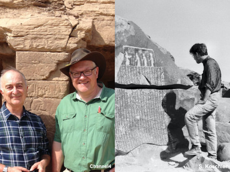 Prof. Martin Bommas: Deciphering forgotten Papyri