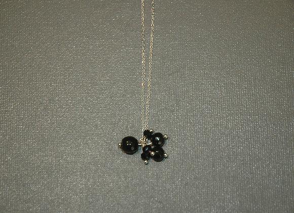 Collier Groseilles Noires