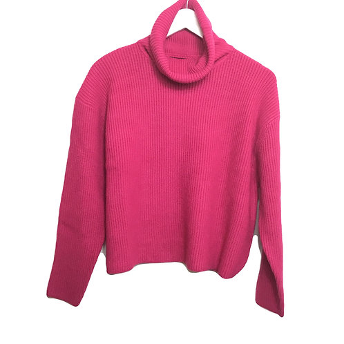 Pullover Hoher Krage
