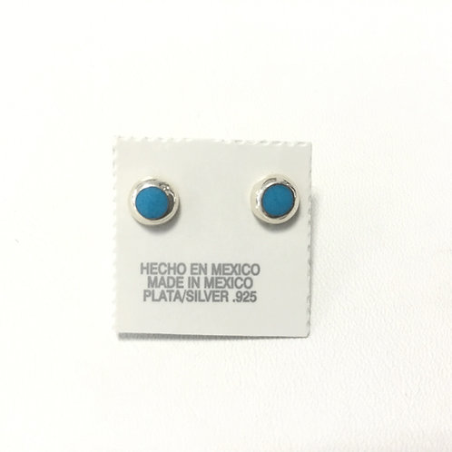 Ohrringe 925 Silber aus México