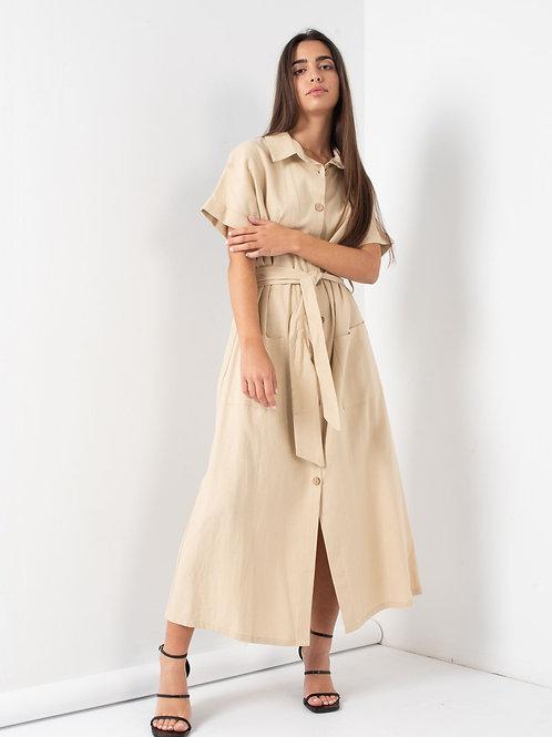 Kleid Camisero Lino