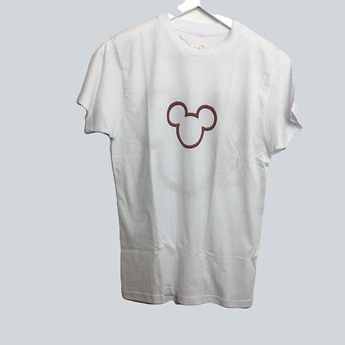 T-Shirt Mickey Kopf