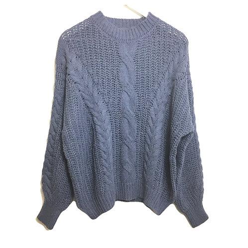 Pullover Meisie Blau