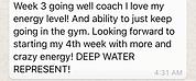 deep water reviews, deep water testimonials, deep water method reviews, deep water training testimonials