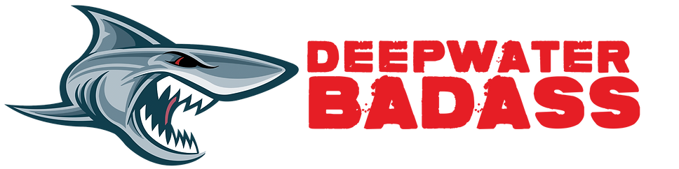 deep water badass, deepwater badass, deep water badass logo, deep water training