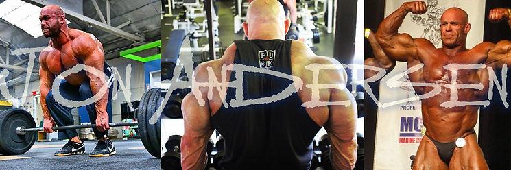 Jon Andersen, Deep Water Method, Bodybuilding Training, Badass Training Program