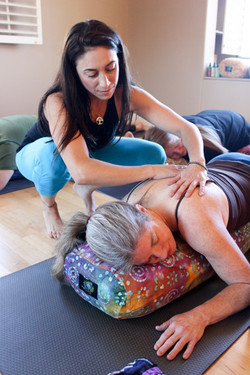 Zeeta Body - Bolsters, Yoga Props