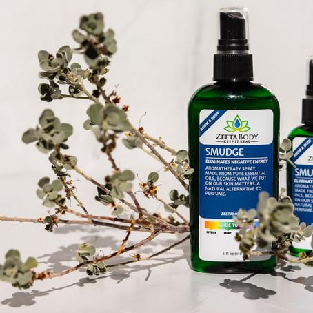 Best Ways to use Zeeta Body Aromatherapy Sprays