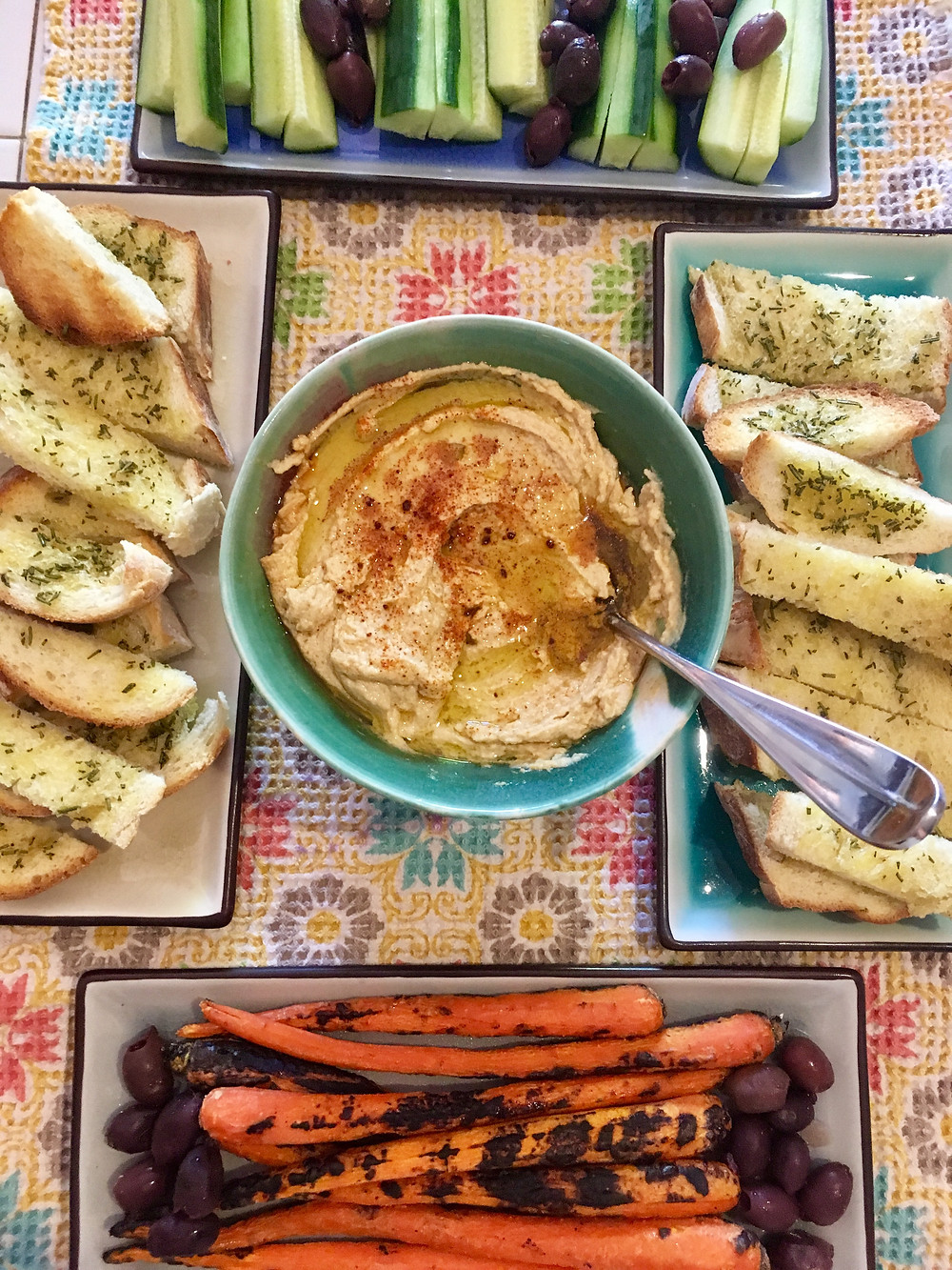 Simply Homemade Hummus