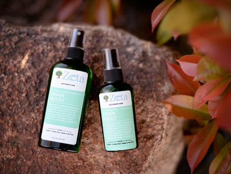 My Top 3 Favorite Zeeta Body Aromatherapy Sprays