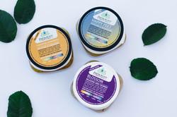 Zeeta Body - Sugar and Salt Scrubs, essential oils