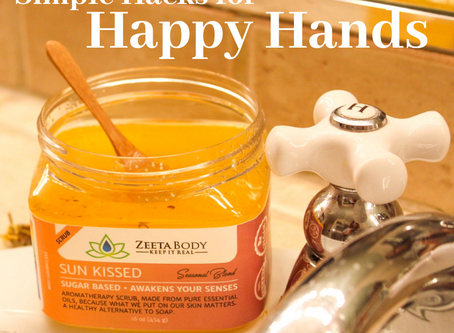 Simple Hacks for Happy Hands