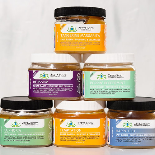 SCRUB OF THE MONTH SUBSCRIPTION - 16 oz