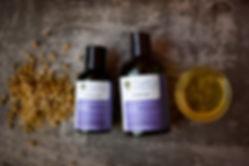 Zeeta Body Organic Facial Oils - Cool