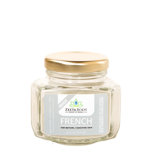 FRENCH FACIAL MASK