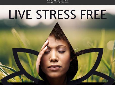 5 Ways To De-Stress