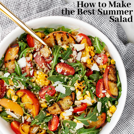 Make the Best Salads this Summer