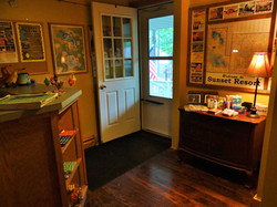 The Lodge office and store