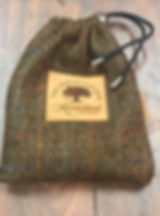 Harris Tweed Pouch