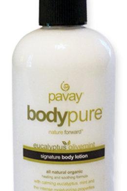 Pavay BodyPure® signature body lotion