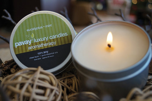 Pavay Luxury Candles® eucalyptus_mint