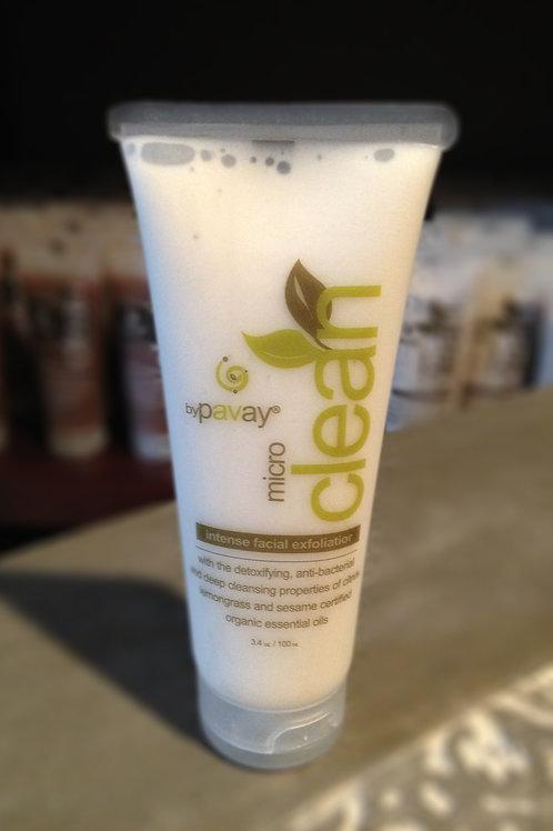 PavayClean® micro facial scrub