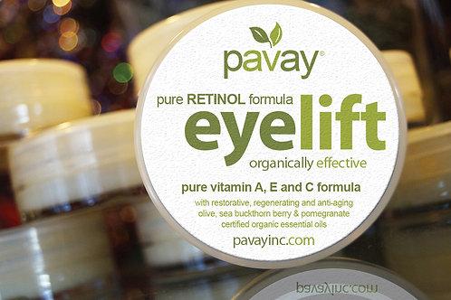 Pavay eye_lift® pure retinol formula