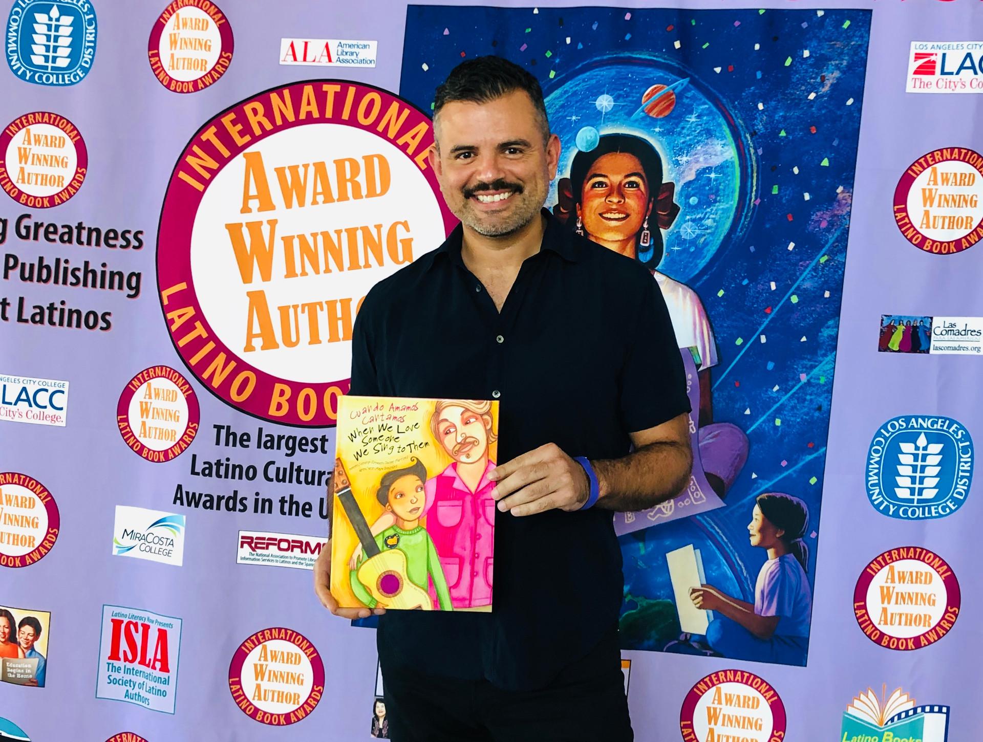 ILBA Book Award Ceremony