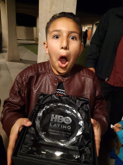 HBO Official Latino Best Film Award