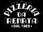 Logo Pizzeria Da Renata