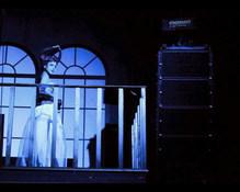 "Performing her original music performance ""Queen Bereginya"" for Rome Film Festival. Italy, Rome 2014."
