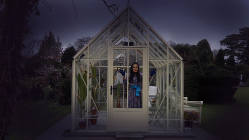 """Scene from full length surrealist film """"Phoresis"""". Currently in production.   Photographed in England by Camila Jurado www.camilajuradophoto.com"""
