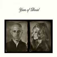 """Years of Denial co-wrote their first album """"Blood Debts"""",wheretracks such as 'Hashima', 'Purgatory' and 'Here in the gut', show a small segment of Maya's vocalsand lyrics recordedfor this 3 year long studio collaboration.Thealbum wasreleased at the end of 2016, both digital and on vinyl under Death & Leisure label, the extended cord of the Broken English Club entity."""