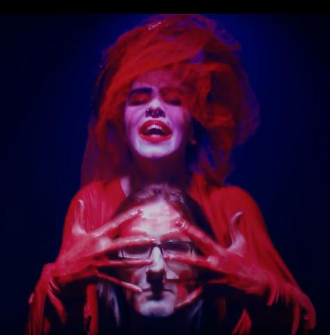 Maya Petrovna and Steven Wilson
