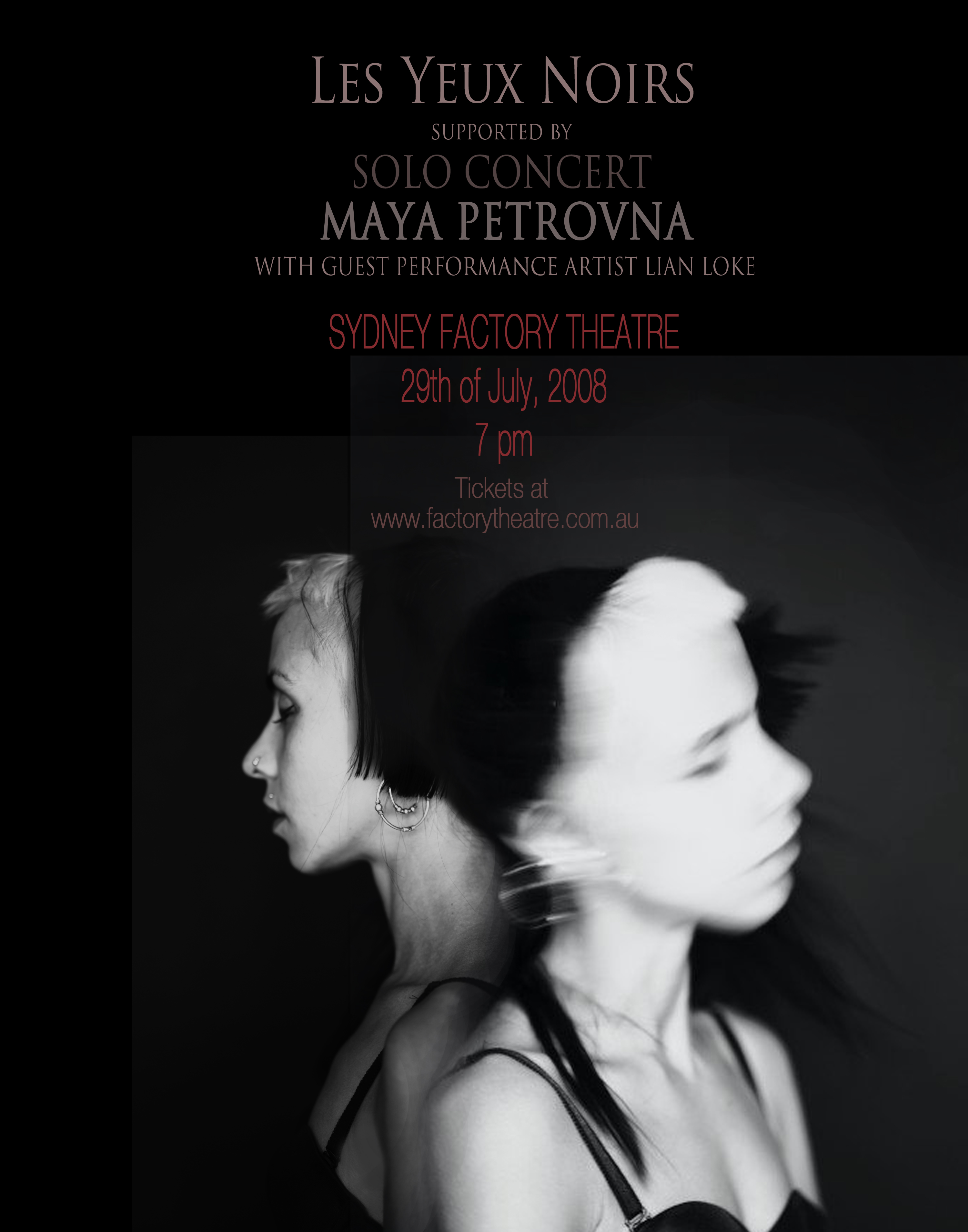 2008 for Factory Theatre, Sydney