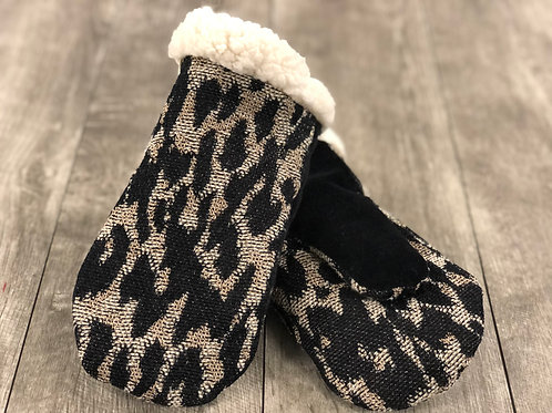 Adult Medium Sparkly Mittens